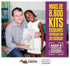 Campanhas diversas da Prefeitura de Caetité
