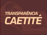 Portal da Transparência do Município de Caetité