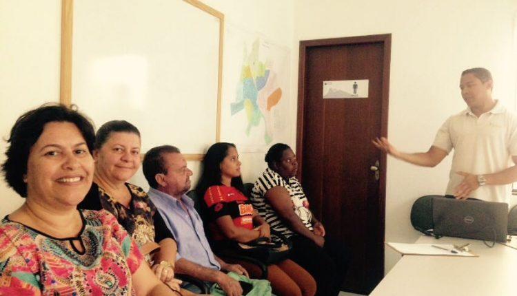Secretária de Meio Ambiente participa de reunião do Complexo Eólico de Caetité