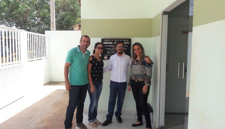 Prefeitura reforça serviços de saúde com equipe do NASF