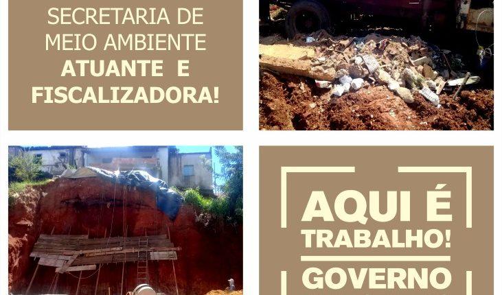 Investigação de denúncias: secretaria municipal de Meio Ambiente atuante e fiscalizadora