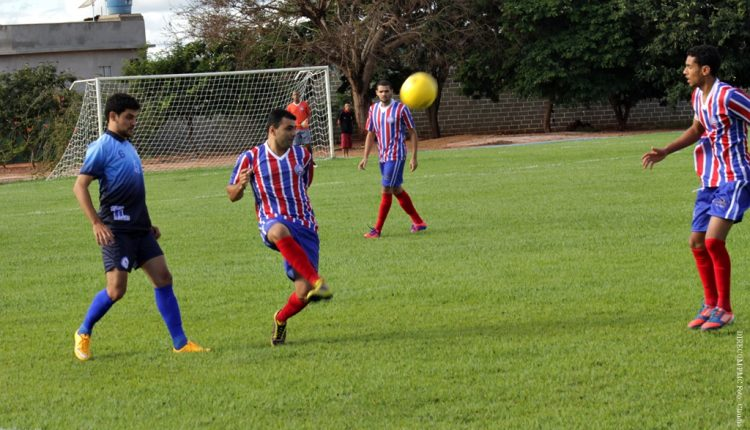 Campeonato Caetiteense de Futebol Amador teve início no último domingo