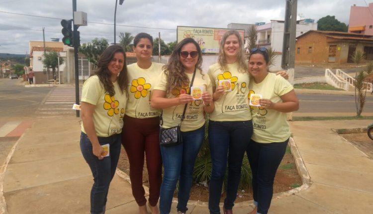 Creas de Caetité realiza campanha contra Abuso e à Exploração Sexual de Crianças e Adolescentes