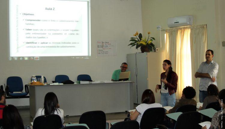 Municípios participaram de capacitação do Programa Bolsa Família em Caetité