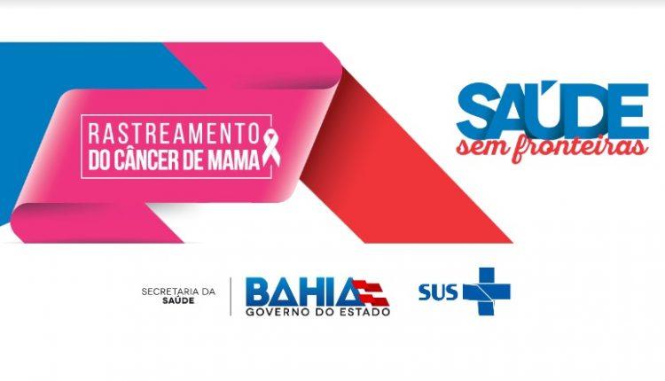 Mutirão Saúde sem Fronteiras – Mamografia – chega a Caetité na próxima semana