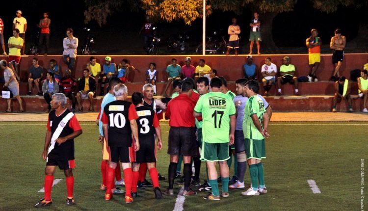 Campeonato de Futebol Society Super Master teve início nessa segunda-feira (12/06)