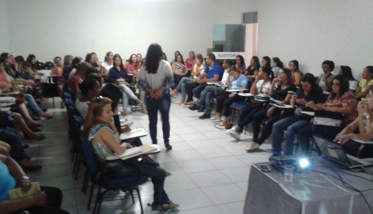CEEEC realizou encontro sobre educação inclusiva em Caetité