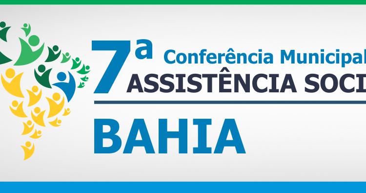 Conferência Municipal de Assistência Social será realizada nos dias 8 e 9 de junho
