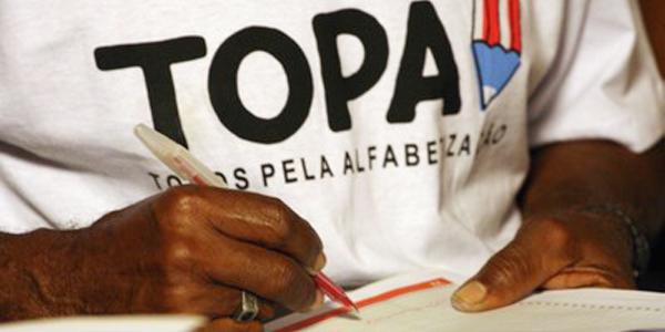Saiba quem foi selecionado como Coordenador de Turmas do TOPA