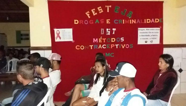 Escola Clemente de Castro realiza FestEJA em Brejinho das Ametistas
