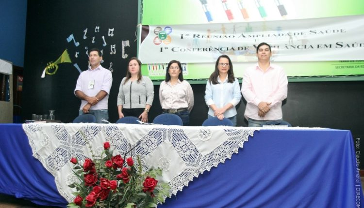 Caetité realizou 1ª Conferência Municipal de Vigilância em Saúde