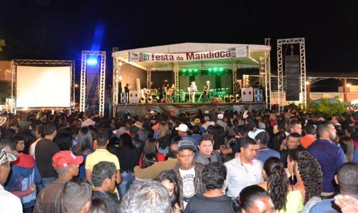 21ª Festa da Mandioca de Maniaçu é realizada com sucesso