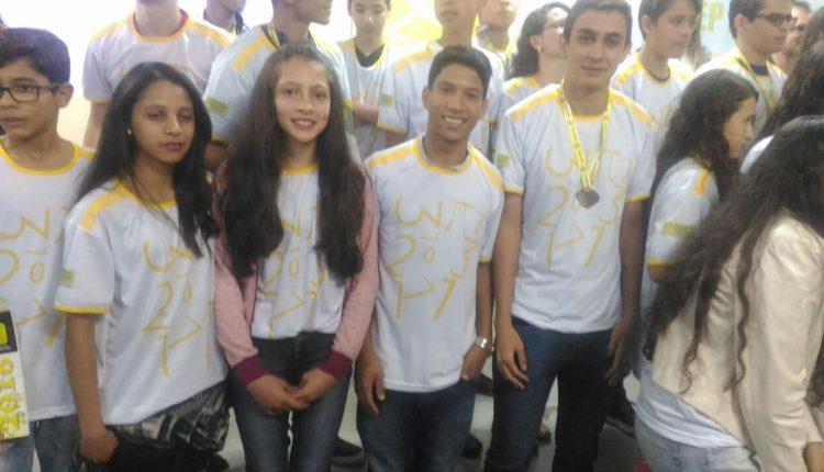 12ª cerimônia de premiação da Olimpíada Brasileira De Matemática – OBMEP – é realizada em Caetité