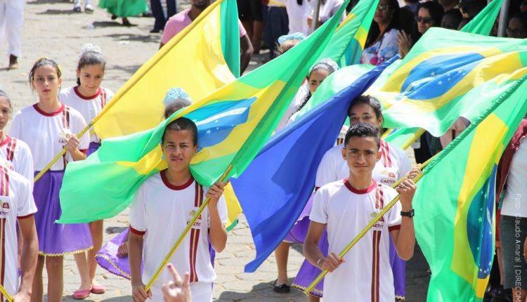 Distritos de Brejinho das Ametistas e Pajeú do Vento celebram 7 de setembro