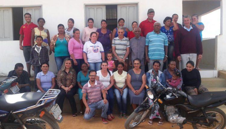 Equipe do NASF realiza palestra em comunidades rurais sobre o Setembro Amarelo
