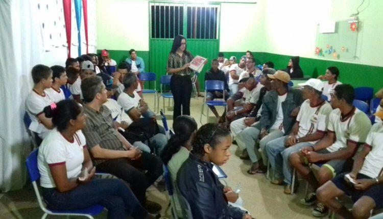 Escola Dom Manoel Raimundo de Melo realiza projeto FestEJA