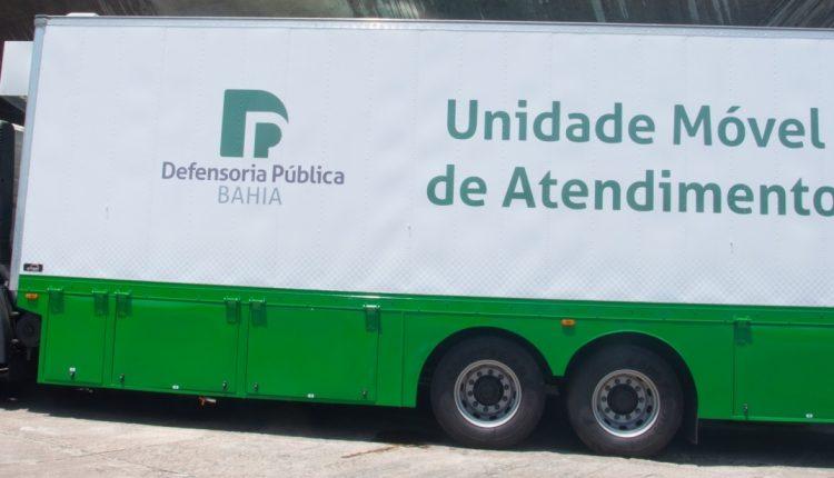Unidade Móvel da Defensoria Pública atenderá amanhã (15/09) em Caetité