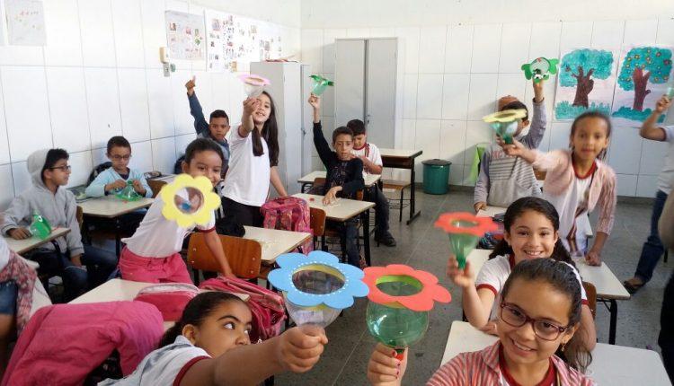 Escola Aplicação recebe Projeto Meio Ambiente