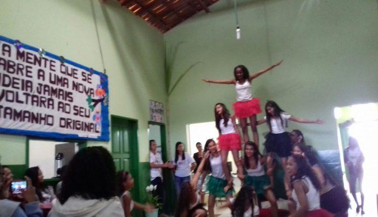 II Feira do Novo Mais Educação é realizada na Escola Dom Raimundo de Melo