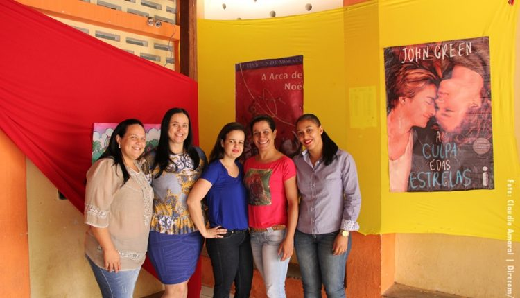 Grupo Escolar Senador Ovídio Teixeira realiza Projeto de Leitura e FestEJA 2017