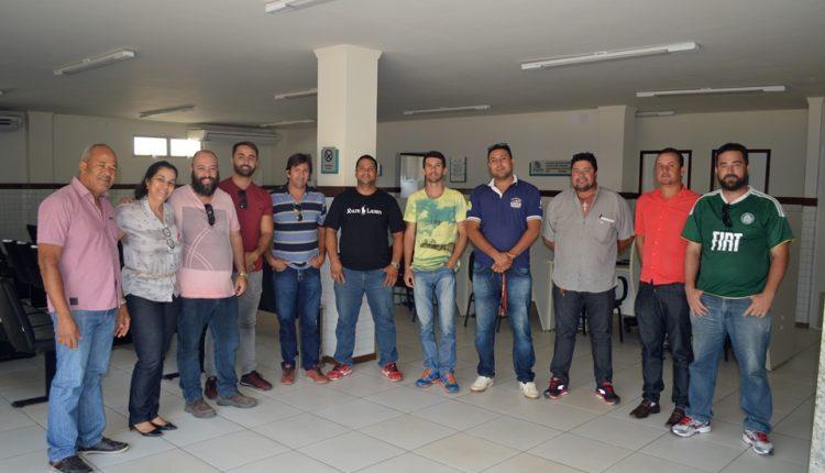 Motoristas da secretaria de Desenvolvimento Social participam de palestra sobre trânsito