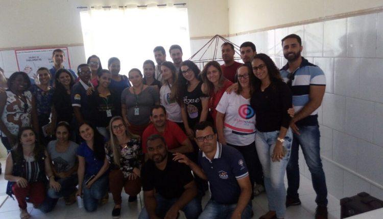 1º encontro de estudos da rede de assistência social de Caetité