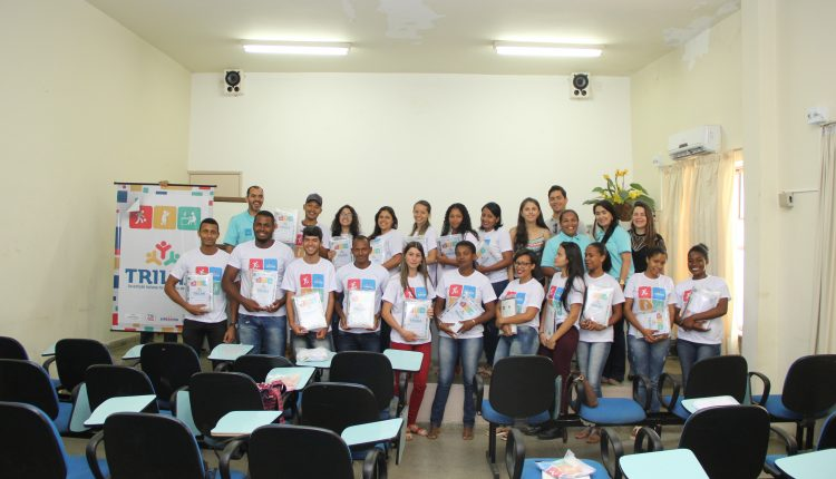 Jovens caetiteenses irão participar de cursos do projeto Trilha da Juventude