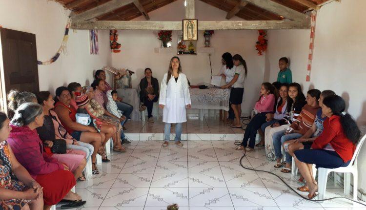 Unidade Móvel de Saúde atende comunidades do distrito de Maniaçu