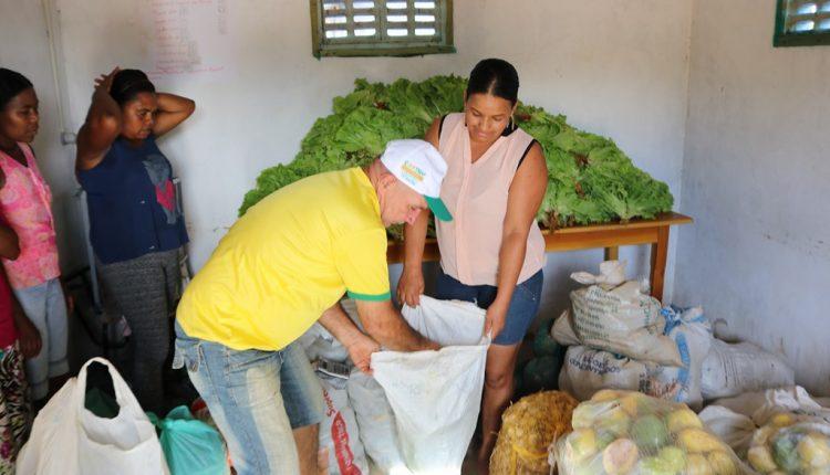 Programa de Aquisição de Alimentos (PAA) volta com tudo em 2018