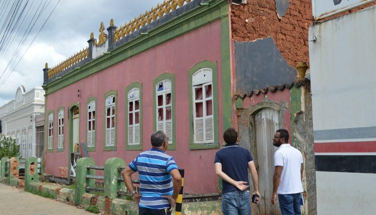NUDEPHAC fiscaliza patrimônio histórico e cultural de Caetité