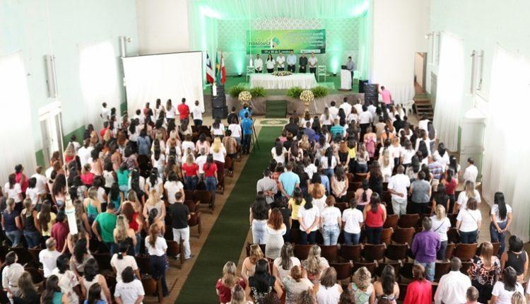 Jornada Pedagógica 2018 é realizada com sucesso em Caetité