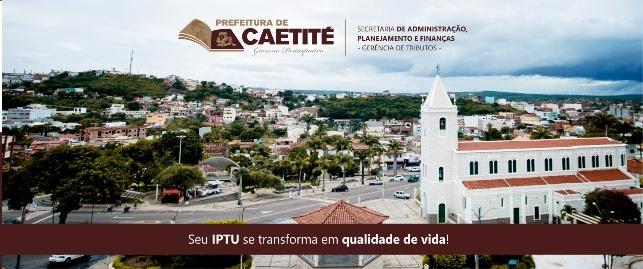 Seu IPTU se transforma em qualidade de vida!