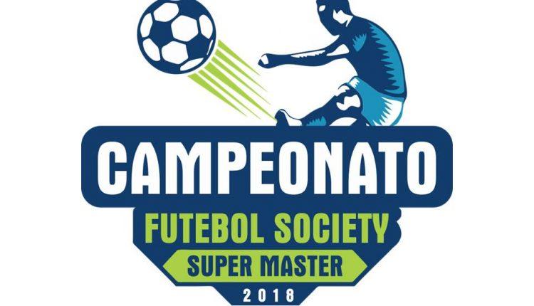 Começa hoje Campeonato de Futebol Society Super Master 2018