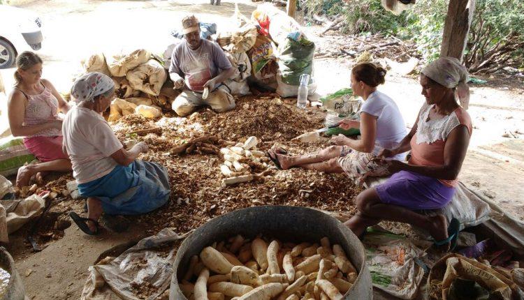 Secelt realiza Censo Cultural nas comunidades do município de Caetité