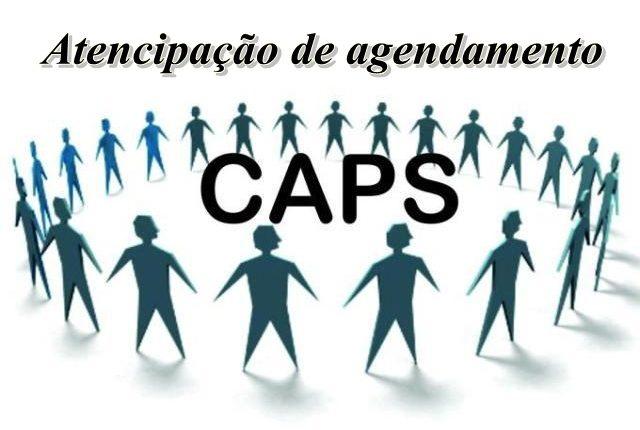 Atenção pacientes do CAPS para mudanças no agendamento de consultas