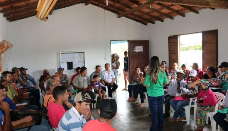Fazenda Mutamba recebe primeiro encontro do Curso de Agroecologia e Produção Orgânica