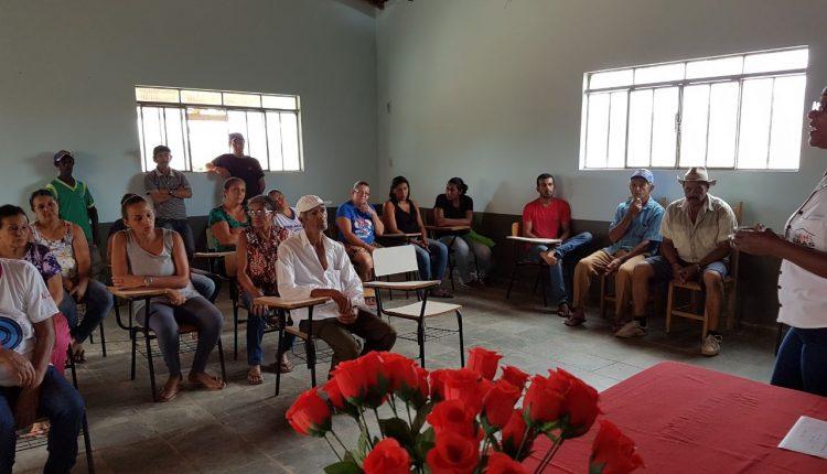 Cras Rural realizou Ciclo de Palestras na Comunidade de Umbuzeiro