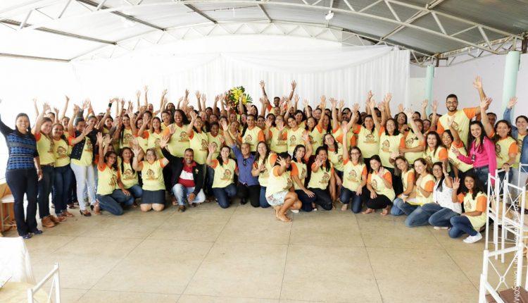 Governo Participativo realizou capacitação das merendeiras municipais