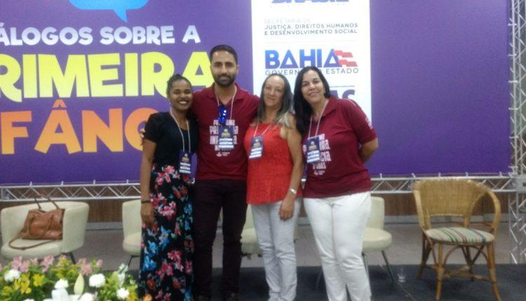 Secretaria de Desenvolvimento Social participa de seminário sobre Primeira Infância