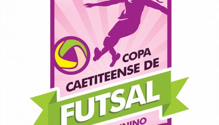 Traga seu time para participar da Copa Caetiteense de Futsal Feminino