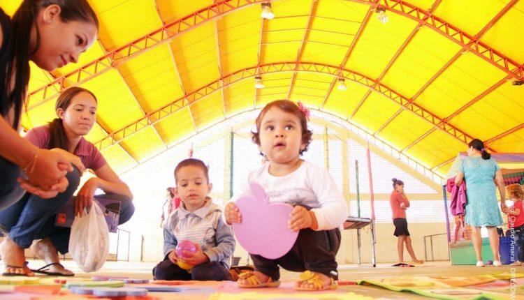 Programa Primeira Infância no SUAS realiza evento com crianças em Maniaçu