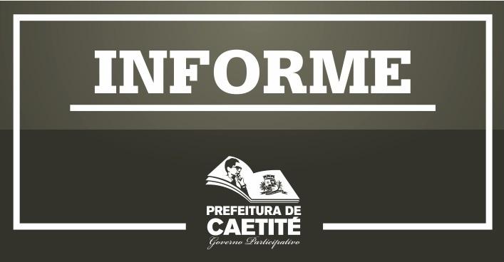 Informe Secretaria de Saúde: vacinação da Zona Rural (26/05) é suspensa