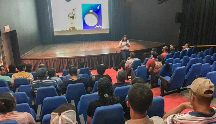Secretarias de Educação e de Cultura têm primeira reunião com os grupos de montaria para o 2 de Julho 2018
