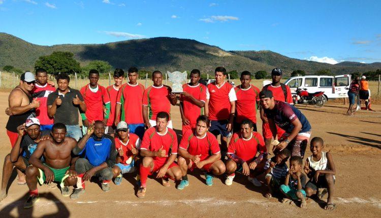 Baixada é campeã do zonal de futebol realizado em Pajeú do Vento