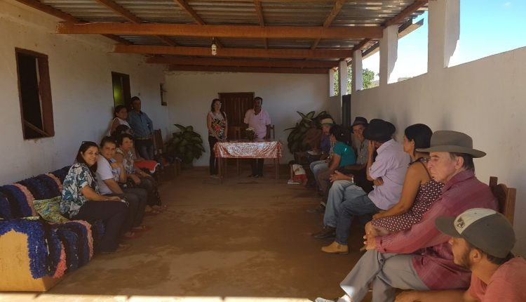CRAS Rural realiza reunião nas Comunidades Baixa dos Cardozo e Alagadiço