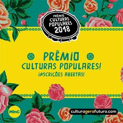 Ministério da Cultura vai premiar quem trabalha para fortalecer as atividades culturais do Brasil