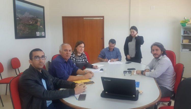 Prefeitura e Sebrae firmam parceria para o desenvolvimento dos pequenos negócios em Caetité