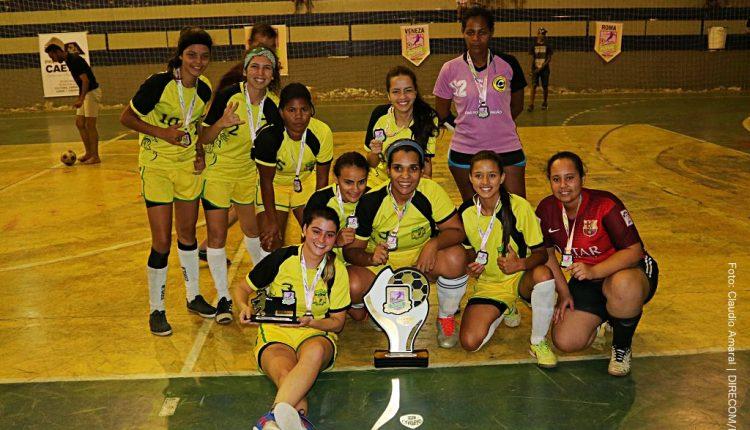 Prefeitura realiza I Copa Caetiteense de Futsal Feminino