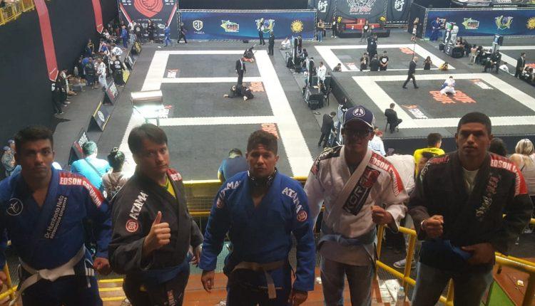 Atletas caetiteenses conquistam medalhas de bronze em Campeonato Mundial de Jiu-Jitsu