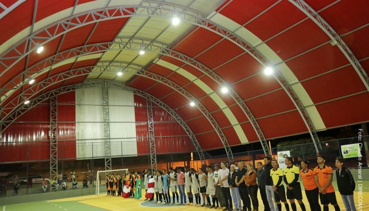 Governo Participativo entrega Quadra da Praça Benjamin Teixeira Rodrigues Lima